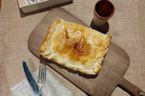 Pasticcio di patate e formaggio
